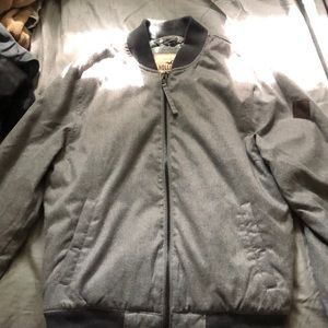 Small Hollister bomber jacket